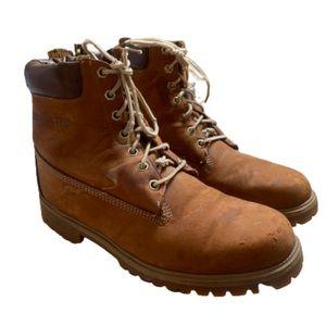 Texas Steer work/hiking boots